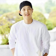 Descendants of the Sun - script reading | Song Joong Ki❤️ | cuteness overload