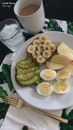 Healthy, filling meal Banana peanut butter toast Avocado super seed toast Hard-b. Healthy, filling meal Banana peanut butter toast Avocado super seed toast Hard-b. Healthy Filling Meals, Healthy Meal Prep, Healthy Snacks, Healthy Eating, Healthy Recipes, Healthy Filling Breakfast, Healthy Brunch, Healthy Breakfast Recipes For Weight Loss, Balanced Breakfast