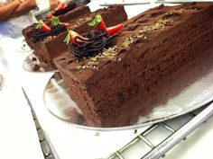 Sacher Torte - a different interpretation
