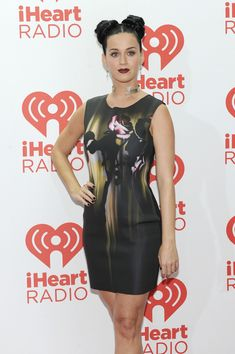 Katy Perry's 100 Sexiest Photos: The 'Dark Horse' Singer's Hottest Moments (PICS) iHeartRadio Music Festival 2013 - Day 1 - Backstage (Photo by David Becker/Getty Images for Clear Channel)