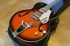 Gretsch G5120 Hollow-body Electric Guitar with Hard-shell Case