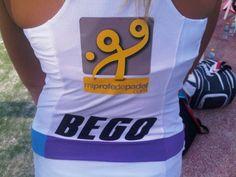 Camiseta de Bego Garralda!