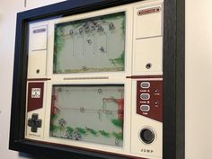 Game and Watch Donkey Kong 2 Diorama