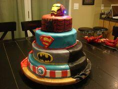 My son's superhero cake I made http://sphotos-a.xx.fbcdn.net/hphotos-ash4/285033_2051555261779_4477880_n.jpg