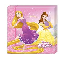 Disney Prinsessat- servetti