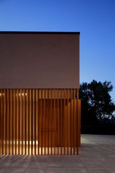 Ballyroan Pastoral Centre by Box Architecture