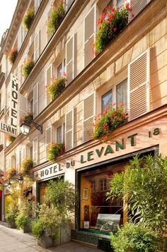 Hôtel du Levant***- Quartier Latin - Paris Rue de la Harpe - 5ème arrondissement