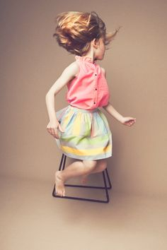Beautifully made and stylish kids fashion from LEOCA Paris today for spring 2015 one of the great quality labels to have appeared in kidswear recently