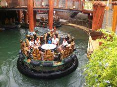 TripAdvisor's No. 6 Choice of Top 25 Amusement Parks in the World--Universal Studios Florida, Orlando, Florida