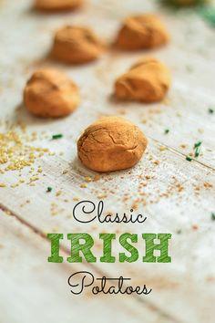 classic irish potatoes