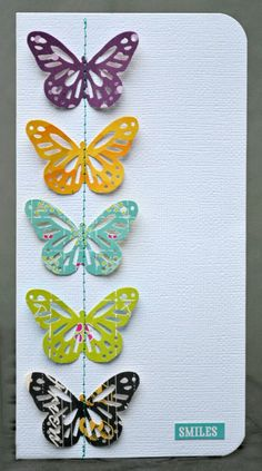 Write Snap Scrap: Cards from Color Combinations
