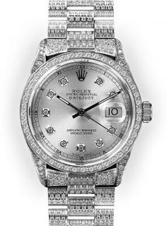 16,925.00 The Men's Stainless Steel Rolex Datejust is the cornerstone of all Rolex wristwatches.and a best-seller worldwide. With its intricately constructed Jubilee Bracelet, it fits snugly yet allows for acti...