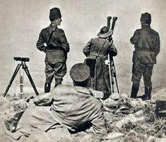 Ulu Önderimiz Mustafa Kemal'in Askerlik Fotoğrafları...Askeri Deha... Foto Galerisi - 8
