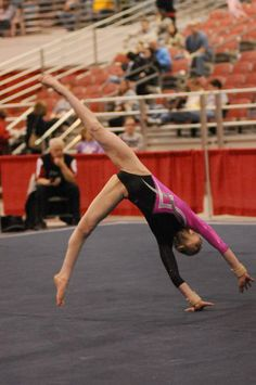 Need to fix your gymnasts round-offs? Here are some ideas.