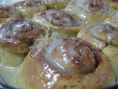 Cooking Gluten (& Dairy) Free: The Best Cinnamon Roll Recipe!!!  I HAVE GOT TO TRY THESE AND SOON!