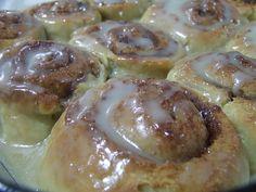 Cooking Gluten (& Dairy) Free: The Best Cinnamon Roll Recipe!!!