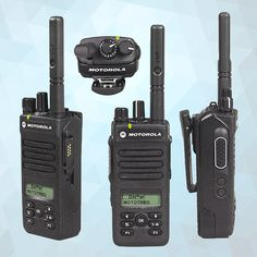 XPR3500e Portable Two-Way Radio