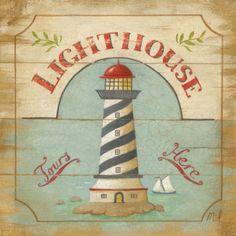 Lighthouse (Mid Gordon)