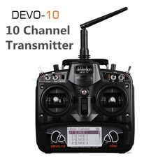 121.94$  Watch here - http://ai99t.worlditems.win/all/product.php?id=32799632439 - Original Walkera Black DEVO 10 2.4G Transmitter 10CH RX1002 Receiver Telemetry RC Transmitter for RC Multicopter VS flysky