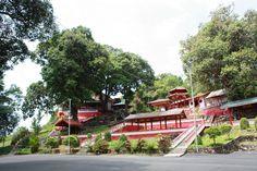 Kwan Im Vihara near Burung Mandi Beach of East Belitong