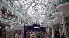 De compras en Dublín, en el centro comercial Stephen Green