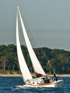 Cape Dory 25 Hull # 841, Simpatico | Flickr - Photo Sharing!