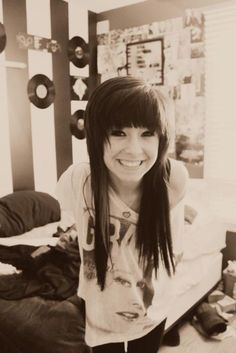 Christina Grimmie,  you are ah-mazing. I love you so much. You are so talented. <3