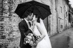 It rained all day for Mansum and Chen's wedding but these guys did not care in the slightest! Mansum was happy to walk through the rain and mud laughing at her dress getting dirtier and dirtier as they day went on. . . . If you can embrace the weather and be care free you are guaranteed to enjoy your day more and be happy that you ventured outside for your portraits