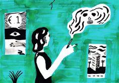 Illustration - James Burgess Illustration/Video