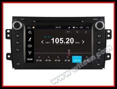 """Discounted 8"""" Android 8.0 OS Special Car DVD Multimedia Navigation GPS Radio for Suzuki SX4 2006-2014 with External TPMS Module Support 2020 Cheap Car Audio, Cheap Cars, Locs, Multimedia, Android, Goddess Braids, Braided Pigtails"""