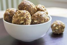 Recipe: PB and Fruit Protein Balls