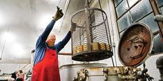 At Glade Hill Cannery in Virginia's Franklin County, a local community-run cannery is working together to preserve more than just a way of life.