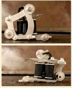 tattoo machines : Seth Ciferri Braze-Up Shader One Off
