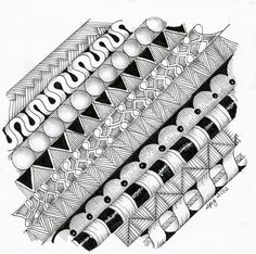Zentangles and Doodles Zentangle Drawings, Doodles Zentangles, Doodle Drawings, Doodle Patterns, Doodle Designs, Zentangle Patterns, Tangle Doodle, Zen Doodle, Doodle Art