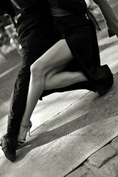 Tango...so. Much passion