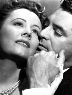 Irene Dunne and Cary Grant... delish!