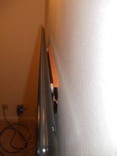 Awesome DIY tv wall mount!