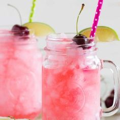 Skip the convenience store - you can make this Homemade Slurpee Recipe at home with only 3 ingredients!