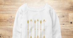 Arrow Sweater Sweatshirt from Capo designs  | Teespring
