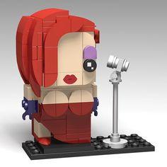 Lego Brickheadz Jessica Rabbit