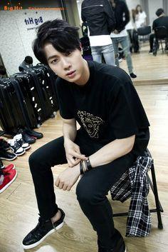 {BTS's Jin} #Jin #KimSeokjin #BTS holy fak Jin is looking sexy a'f