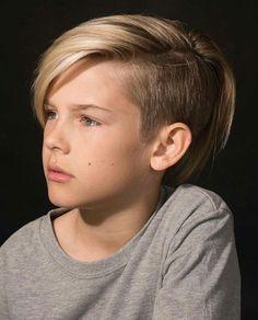 langt hår til drenge