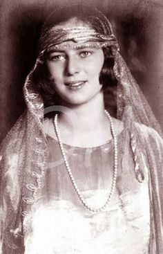 Ileana of Romania (later Archduchess of Austria), as a child she played with Alexei during the Romanov's visit to Rumania for Grand Duchess Olga to meet the Rumanian Prince Carol