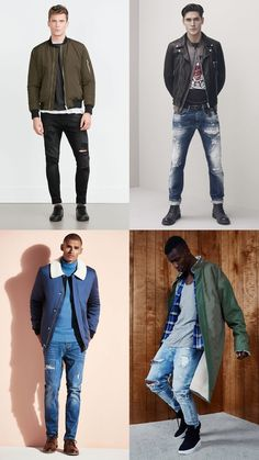 Conservatives often say that only dark-blue classic denim is worth a look.So, article «mens jeans trends and tendencies 2017 Ripped Jeans Outfit, Ripped Jeans Men, Men's Jeans, Patch Jeans, Jeans Trend, Denim Trends, 2017 Dress Trends, Trends 2018, Trendy Mens Jeans