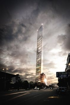 HyperT - SuperTall Building - China