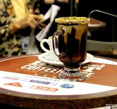 #Coffee Fest Atlanta 2015: Best Coffee Shop Competition