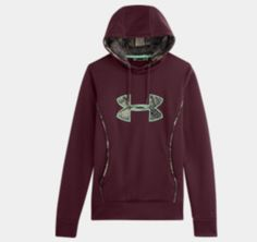 Women's UA Storm Caliber Hoodie | 1247106 | Under Armour US