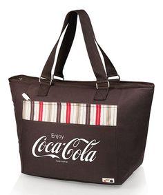 Love this Moka Topanga Coca-Cola Cooler Tote on #zulily! #zulilyfinds