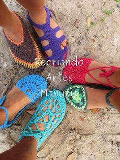 ... Recriando Artes Manuais ...