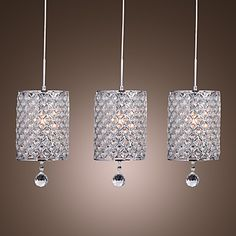 3 pendant lights - Google Search